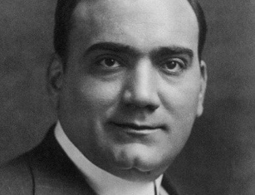 Il Teatro San Carlo di Napoli celebra il centenario di Enrico Caruso