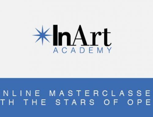 A lezione con le star dell'Opera grazie alle masterclass online di In Art Academy