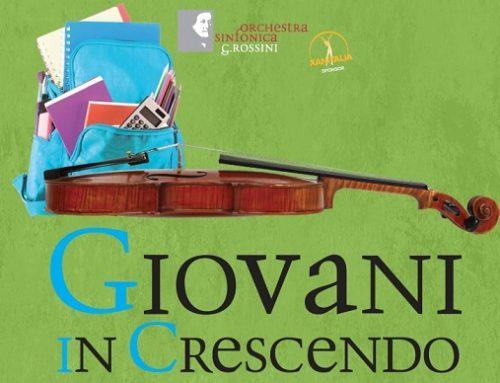 """7a Edizione del Concorso di Musica e Canto """"Giovani in Crescendo – 2020"""""""