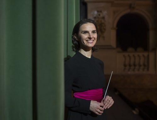 Al TCBO il debutto italiano della Direttrice d'Orchestra Oksana Lyniv