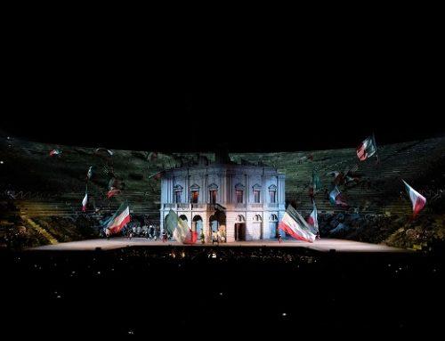 Il Nabucco colossal firmato da Arnaud Bernard on demand sulla WebTv di Fondazione Arena