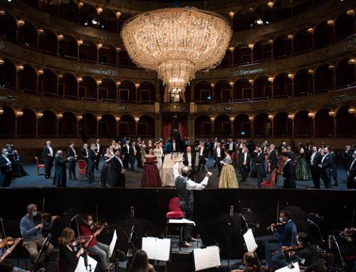 Quasi un milione di spettatori per La traviata su Rai 3