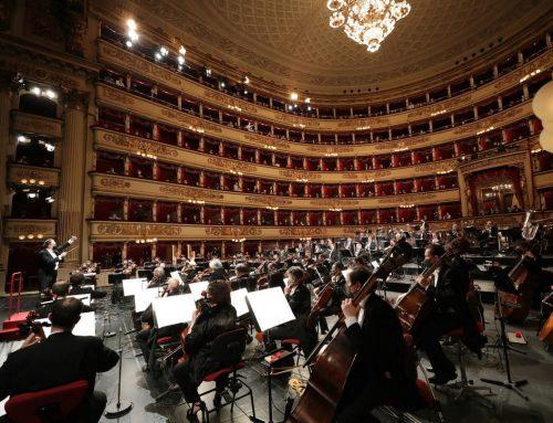 La Scala di Milano riabbraccia il suo pubblico