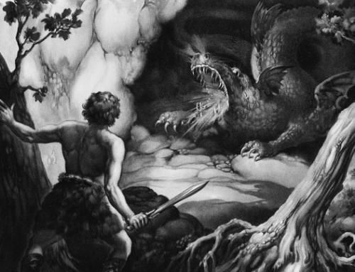 L'Idillio di Sigfrido. Ricordo d'un Amore mitico