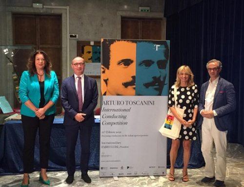 Undicesima edizione concorso per direttori d'orchestra Arturo Toscanini