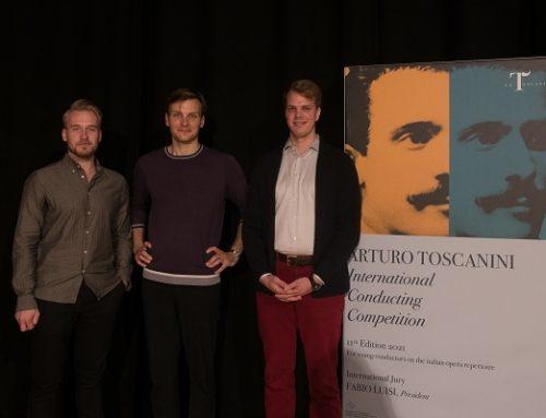 Annunciati i tre finalisti del Concorso Toscanini